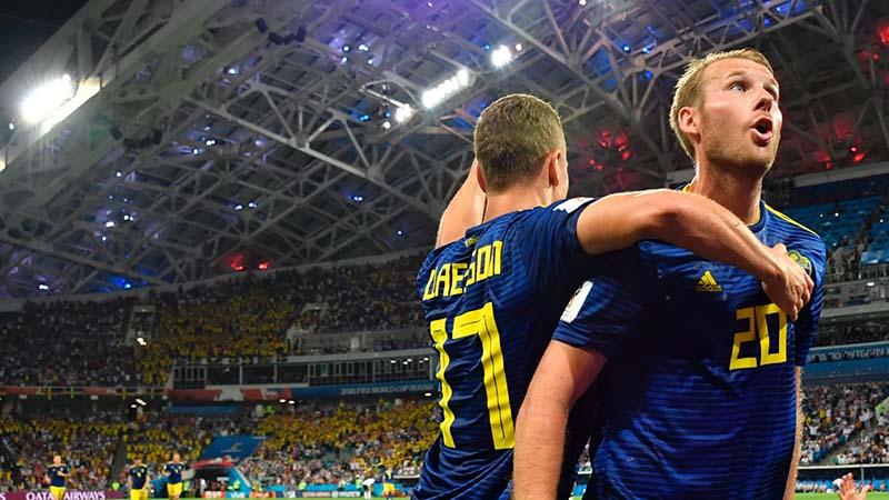 ทีมชาติสวีเดน เตรียมสู้ศึก